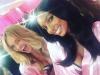 Victoria's Secret Fashion Show 2015 selfies de los ángeles: Jasmine Tookes y Romee Strijd