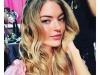 Victoria's Secret Fashion Show 2015 selfies de los ángeles: Martha Hunt