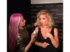 Women'Secret desfile 2015: backstage Elsa Pataky