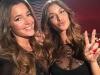 Women'Secret desfile 2015: backstage Malena Costa y Desiré Cordero
