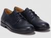Zapatos de Comunión niño 2017: El Corte Inglés Tizzas modelo azul cordones