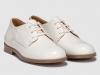 Zapatos de Comunión niño 2017: El Corte Inglés Tizzas modelo beige cordones