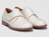 Zapatos de Comunión niño 2017: El Corte Inglés Tizzas modelo beige velcro