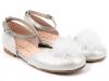 Zapatos de Comunión para niñas 2016: Clarys bailarina hebilla lazo