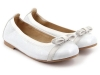 Zapatos de Comunión para niñas 2017: Clarys bailarinas
