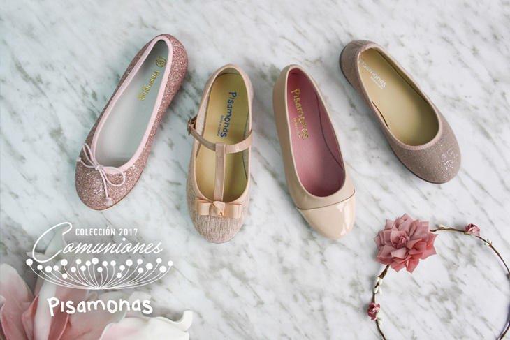 641c252c0 Pisamonas Zapatos De Comunión Para Geniales Ideas Y Niñas 2017 qErqawp
