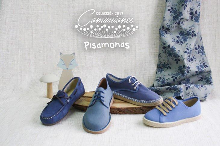 Zapatos de comuni n pisamonas 2017 ideas geniales para ni as y ni os fotos mujeralia - Zapateros para ninos ...