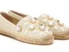 Zapatos de novia cómodos 2017: alpargatas My Theresa modelo Tory Burch
