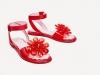 Zara baño verano 2017: sandalias planas abalorio