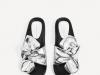 Zara baño verano 2017: sandalias planas lazos