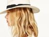 Zara baño verano 2017: sombrero Panamá
