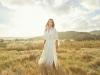 Zara campaña primavera/verano 2016: vestido trench blanco