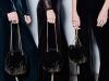 Zara colección de Navidad 2015: bolsos de terciopelo