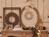 Zara Home Navidad 2016: Golden Christmas chimenea