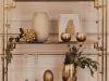 Zara Home Navidad 2016: Golden Christmas estanterías
