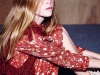Zara vuelta al cole 2015: niña con vestido y chaleco
