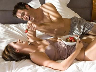 Juegos preliminares antes de hacer el amor: más placer para los dos
