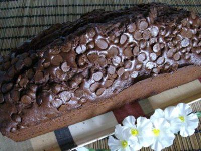 Plum cake de chocolate y nueces: Receta deliciosa