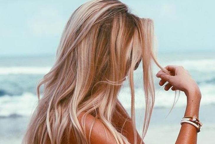 Aclarar el pelo de forma natural: técnicas