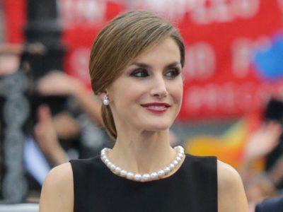 Reina Letizia, sus mejores looks de fiesta