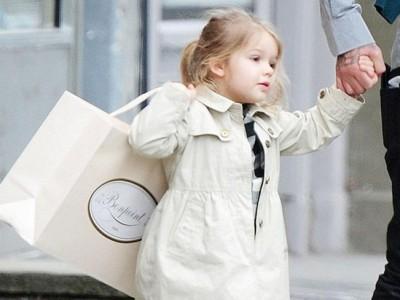 Harper Seven: Glamour y estilo desde pequeña