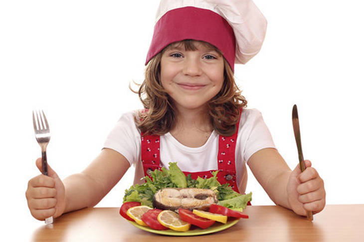 Recetas de pescado para niños: deliciosas y equilibradas