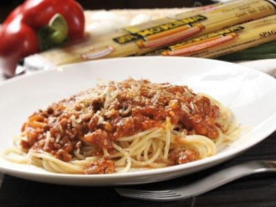 Salsa boloñesa para pasta: receta original italiana