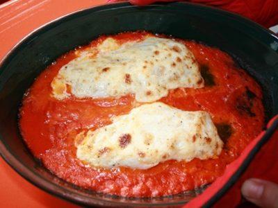 Merluza dos salsas: Receta original y sabrosa