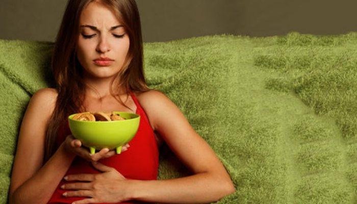 Síndrome premenstrual: Dieta para combatirlo