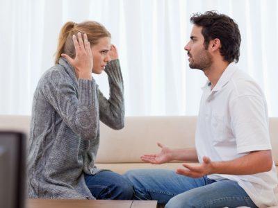 Discusiones de pareja: Qué debes evitar para solucionar vuestros problemas