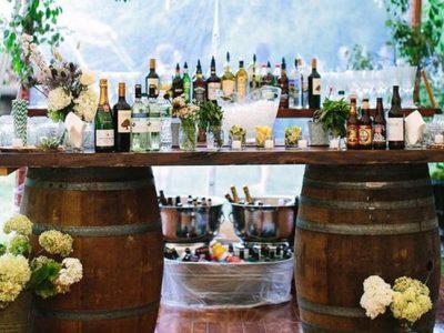 Barra libre para bodas: Consejos para triunfar