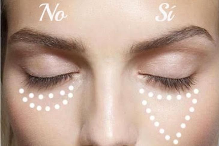 Cómo disimular las ojeras con maquillaje: Trucos y consejos.