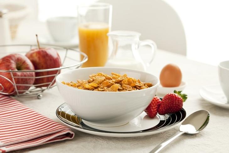 Desayuno equilibrado y completo: Un hábito saludable