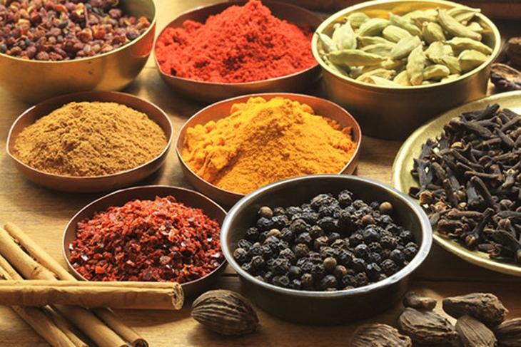Especias para cocinar: Las más adecuadas para cada alimento