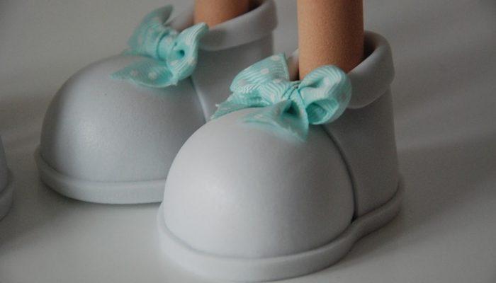 Zapatos para fofuchas paso a paso: Calzado de goma eva