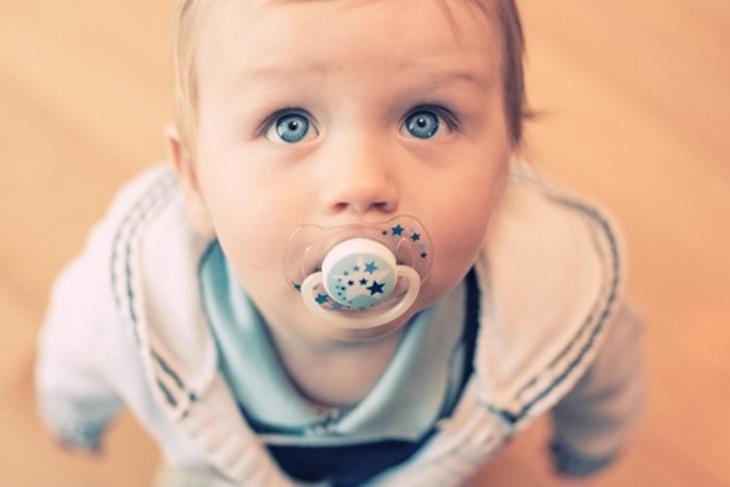 Cómo quitar el chupete al niño de manera definitiva: Consejos
