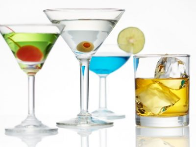 Calorías de las bebidas alcohólicas: Las que más engordan