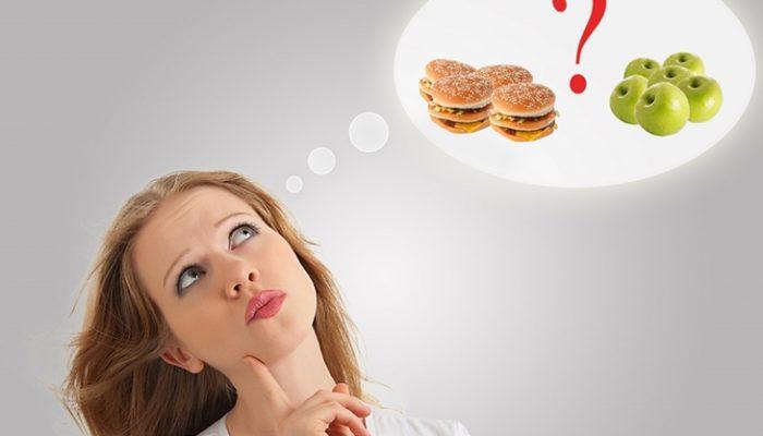 Dieta para perder peso: Los errores más frecuentes