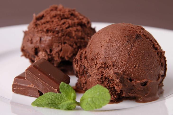 Helado de chocolate casero paso a paso: Receta fácil
