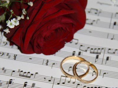 Música para bodas: Las canciones más solicitadas