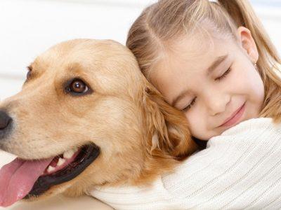Perros para niños: Las razas más recomendables