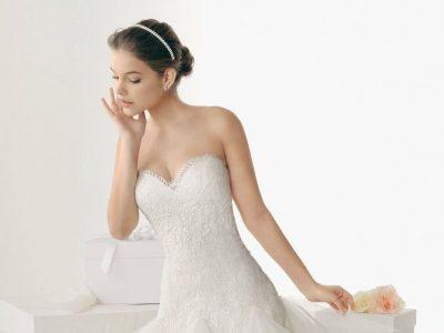 Look novia romántica: Un estilo muy dulce