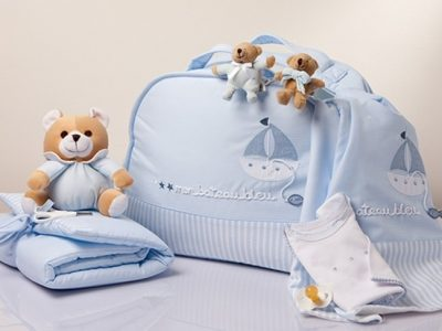 Canastilla del bebé y de la madre ¿Qué llevar al hospital?