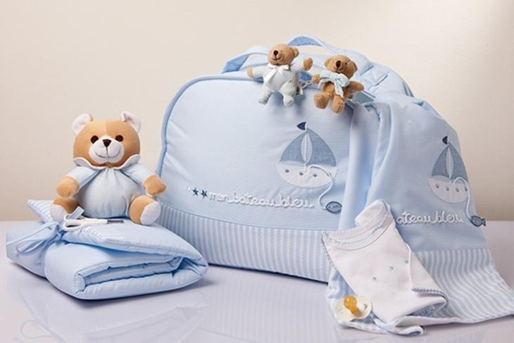 Canastilla del beb y de la madre qu llevar al hospital - Cositas para bebes manualidades ...