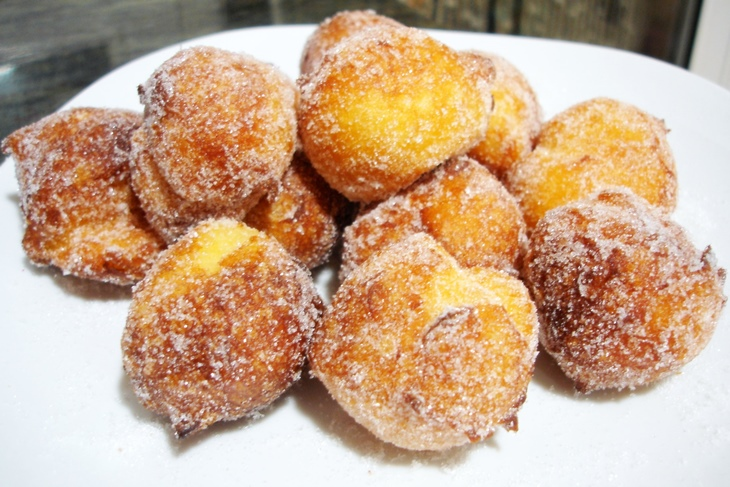 Buñuelos de viento con crema pastelera: Receta fácil y rápida