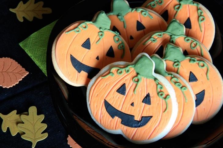 Galletas de Halloween: Receta de última hora paso a paso