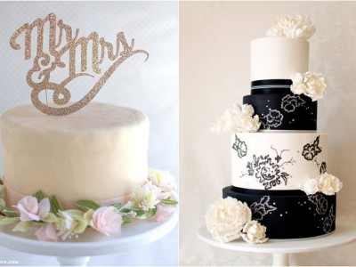 Tartas de boda personalizadas: Los diseños más originales