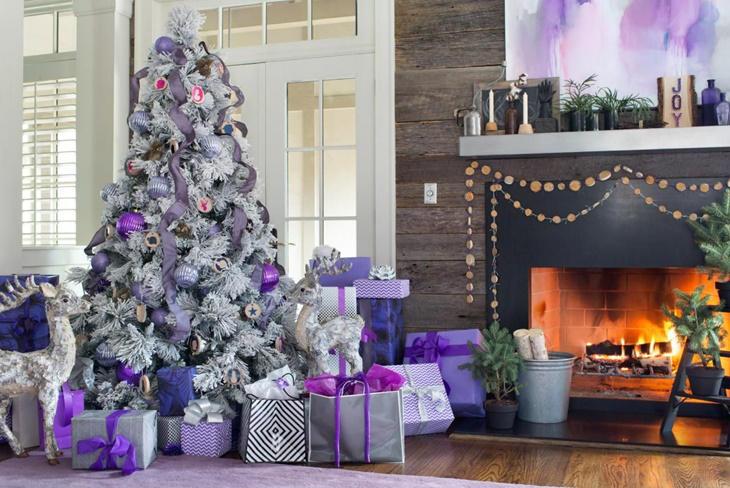 Árbol de Navidad: Cómo decorarlo de manera original.