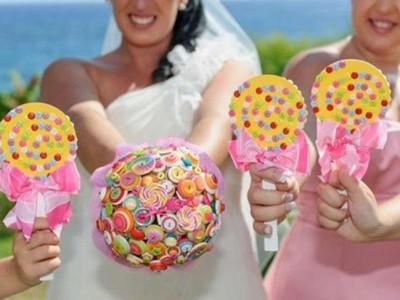 Ramos de novia originales: diseños únicos