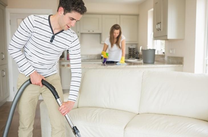 Tareas del hogar: Cómo hacer que mi pareja ayude en casa